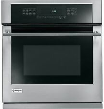 "GE Monogram 27"" Built-In Electric Single Oven ZEK938SMSS Luxury SALE"