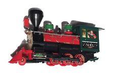 Scientific Toys Eztec Santa Express Christmas Noel Engine Gauge Train- As Is