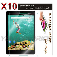 NEW Screen Protector Skin Cover Shield HD 10xFor HTC Google Nexus 9 8.9'' Tablet