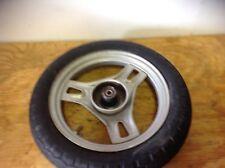 Honda  Q 50.   Front & Rear Wheel.