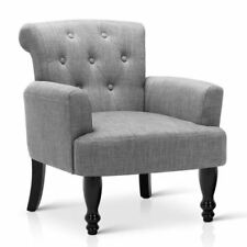Ash Polyester Armchair Chairs