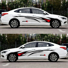 Car styling Flame Graphics design automobile accessories Car body decor Decals