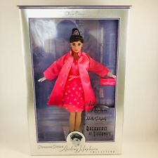 Barbie Audrey Hepburn As Holly Golightly In Breakfast At Tiffany's Pink Princess