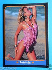 figurines chromos figurine masters cards 150 patricia ragazze da sogno 1993 moda