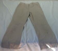 St888 IZOD Girls Regular Khaki Pants Size 12