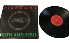 Fishbone, Truth And Soul, LP Record, 1988 CBS Records, Good Condition