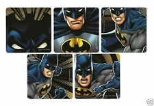 10 Glow in the Dark Batman Stickers Kid Party Goody Loot Bag Filler Favor Supply