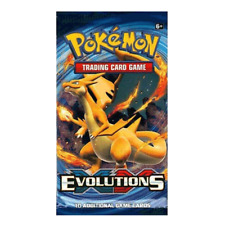 Pokemon XY Evolutions Factory Sealed Booster Pack ( 1 PACK )
