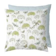 Green Floral Butterfly Square Cushion Pillow Sofa Bed Home Decorative Accessory