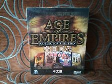 Age of Empires Collection - Chinese Big Box Edition PC NEW