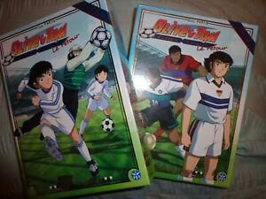 NEUF SOUS BLISTER10 DVD EDITION COLLECTOR OLIVE ET TOM LE RTOUR PARTIE1 PARTIE2