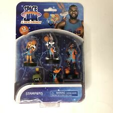 Space Jam A New Legacy. Stampers Serie 1.5 Figures. New