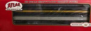 Atlas HO Master Line 200 04 958 Chesapeake & Ohio (C&O) Paired Window Coach #712