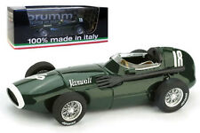 Brumm R098 Vanwall F1 Stirling Moss 1957 British GP 2011 Update 1/43