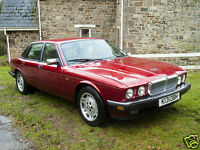 93 Jaguar XJ40 XJ6 3.2 wheel nut breaking for spares parts Dismantling ANT CFH