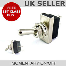 Momentary On/Off Toggle Flick Switch HD (12v 24v)