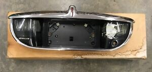 98 Lincoln Continental Trunk Finish Panel F80Z-17B390-AA