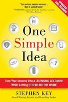 One Simple Idea: Turn Your Dreams Into a Licensing Goldmine While Letting Others