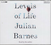 Levels of Life Julian Barnes 3CD Audio Book Unabridged FASTPOST