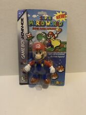 Gameboy Advance Super Mario World Figure RARE Wendys Kids Meal Toy New Sealed