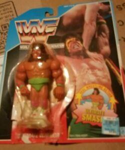 vintage WWF Ultimate Warrior  1990 in pkg
