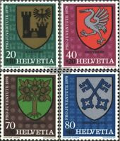 Schweiz 1142-1145 (kompl.Ausg.) gestempelt 1978 Pro Juventute