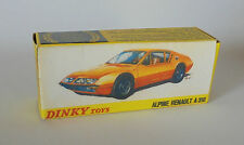 REPRO BOX DINKY n. 1411 RENAULT ALPINE A 310