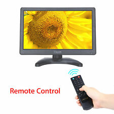 EYOYO 12 inch LCD IPS Color Monitor Display PC DVD Camera Video VGA AV HDMI BNC