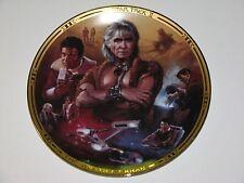 Star Trek ll The Wrath of Khan Limited Edition Plate