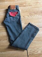 Levis Warp Stretch 511 Grey/Blue Jeans W 27 L 32 RRP £85