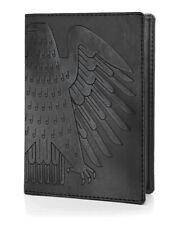 OPTEXX RFID Reisepass Schutzhülle Vegi Black Eagle