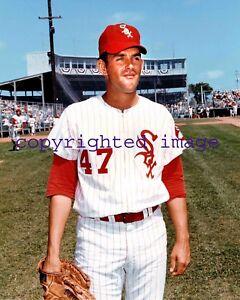 Ken Frailing 1972-73  White Sox taken by J.D McCarthy Color 8x10 A