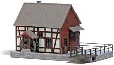 Busch 1576, Wassermühle, neu, OVP, Mühle