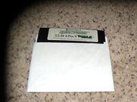 "Questprobe The Hulk Commodore 64 C64 5.25"" disk"