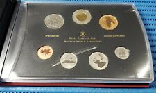 2010 Canada Specimen Coin Set ( 1, 5, 10, 25, 50 Cents, $1 & $2 Coin )