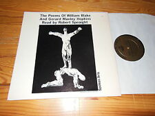 THE POEMS OF WILLIAM BLAKE AND GERARD MANLEY HOPKINS / US-LP