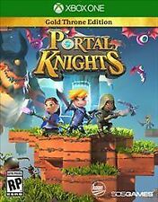 Portal Knights: Gold Throne Edition (Microsoft Xbox One, 2017)
