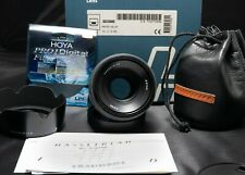 Hasselblad HC 2.8/80  Only 290 Actuations