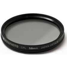 AGFA Circular Polarizing Glass Filter (CPL), 58mm 58 APCPL58