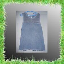 Débardeur t-shirt sans manches 👚 Kiabi 👚  bleu taille L 42/44 Authentique