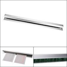 "Steel Stainless Ticket Tab Receipt Hanging Rack Bar Order Holder 23.6"" 60cm Hot"