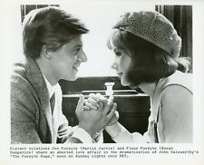 SUSAN HAMPSHIRE PRETTY MARTIN JARVIS THE FORSYTHE SAGA ORIGINAL 1978 TV PHOTO