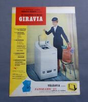 PUB PUBLICITE ANCIENNE ADVERT CLIPPING 041117 / MACHINE A LAVER GIRAVIA
