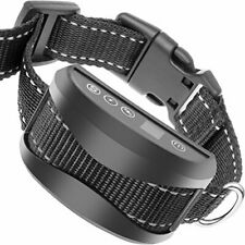 New listing Bark Collar - Harmless and Humane - Anti Barking Control Device Train Your Pet.
