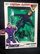 "Playing Mantis The Phantom uniform & equipment for 12"" Captain Action figure"