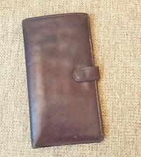 Leather Passport Wallet New Zealand Lamb