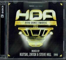 Hard Dance Awards 2012 by Various Artists (CD, Mar-2012, MASIF)