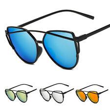 Mujeres' S Moda Diseñador Retro Espejo Gafas de sol al aire libre Gafas Gafas