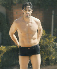 Gilles Marini UNSIGNED photo - 2695 - TOPLESS!!!!!