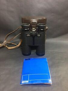 Clear CARL ZEISS 10 x 40B DIALYT Binoculars Superb Optics Ready To Use